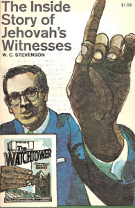 Cover of Inside Story of Jehovah's Witnesses