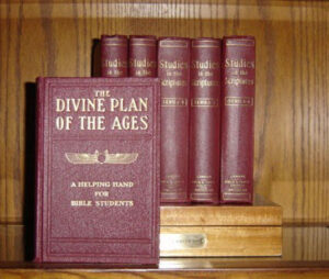 Russell's Six Volumes of Studies in the Scriptures